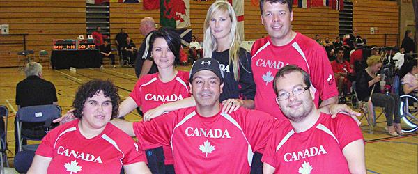 Canada Boccia BC4