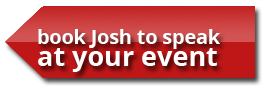 Book Josh Vander Vies to speak at your event